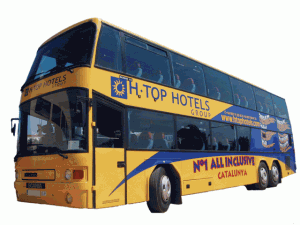 H.Top Hotels Free Bus